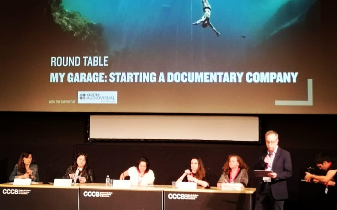 ROUND TABLE AT DOCSBARCELONA